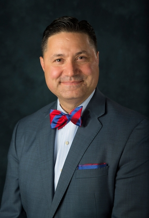 Juan Sánchez Muñoz (Photo courtesy of University of Houston-Downtown.)