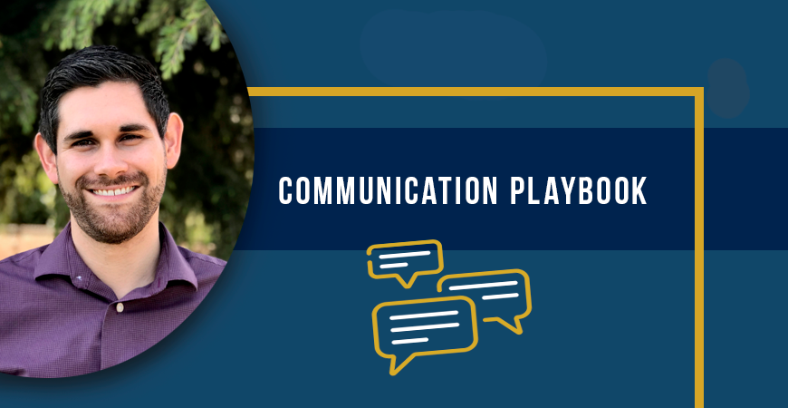 Communication Playbook